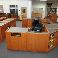 Mohawk Circ Desk