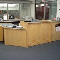 Saratoga Circ Desk